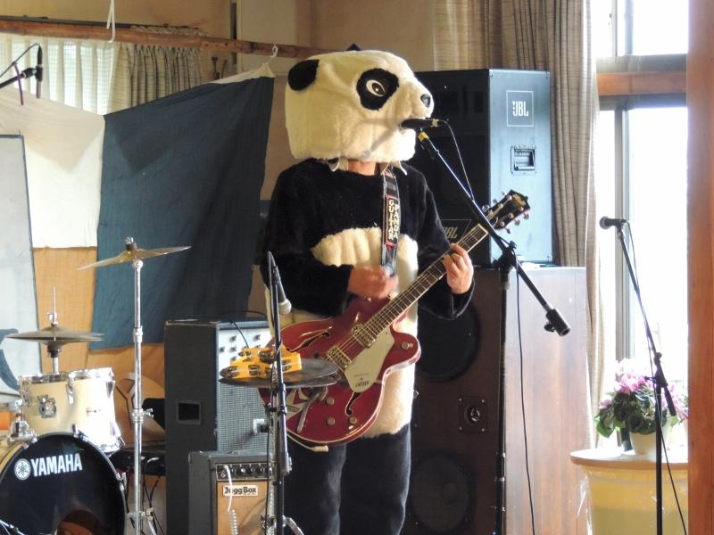 ギターパンダ